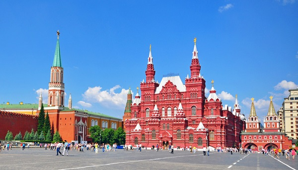 Red Square - تور روسیه